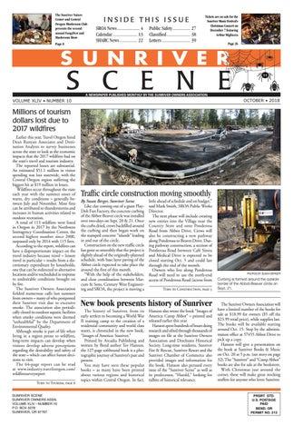 October 2018 Sunriver Scene by Sunriver Scene - issuu