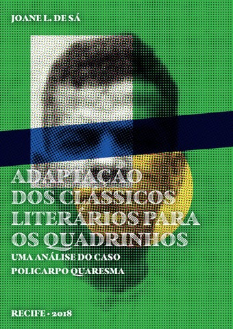 d3f20fde2b74f Adaptação dos clássicos literários para os quadrinhos by NELI UFPE ...