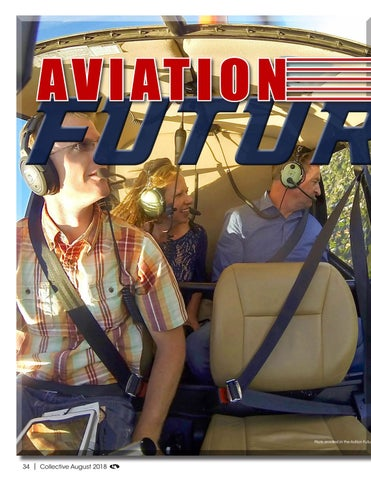 Page 34 of Aviation Futures, Creating a real employment track for pilots