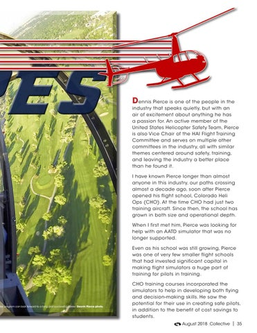 Page 35 of Aviation Futures, Creating a real employment track for pilots