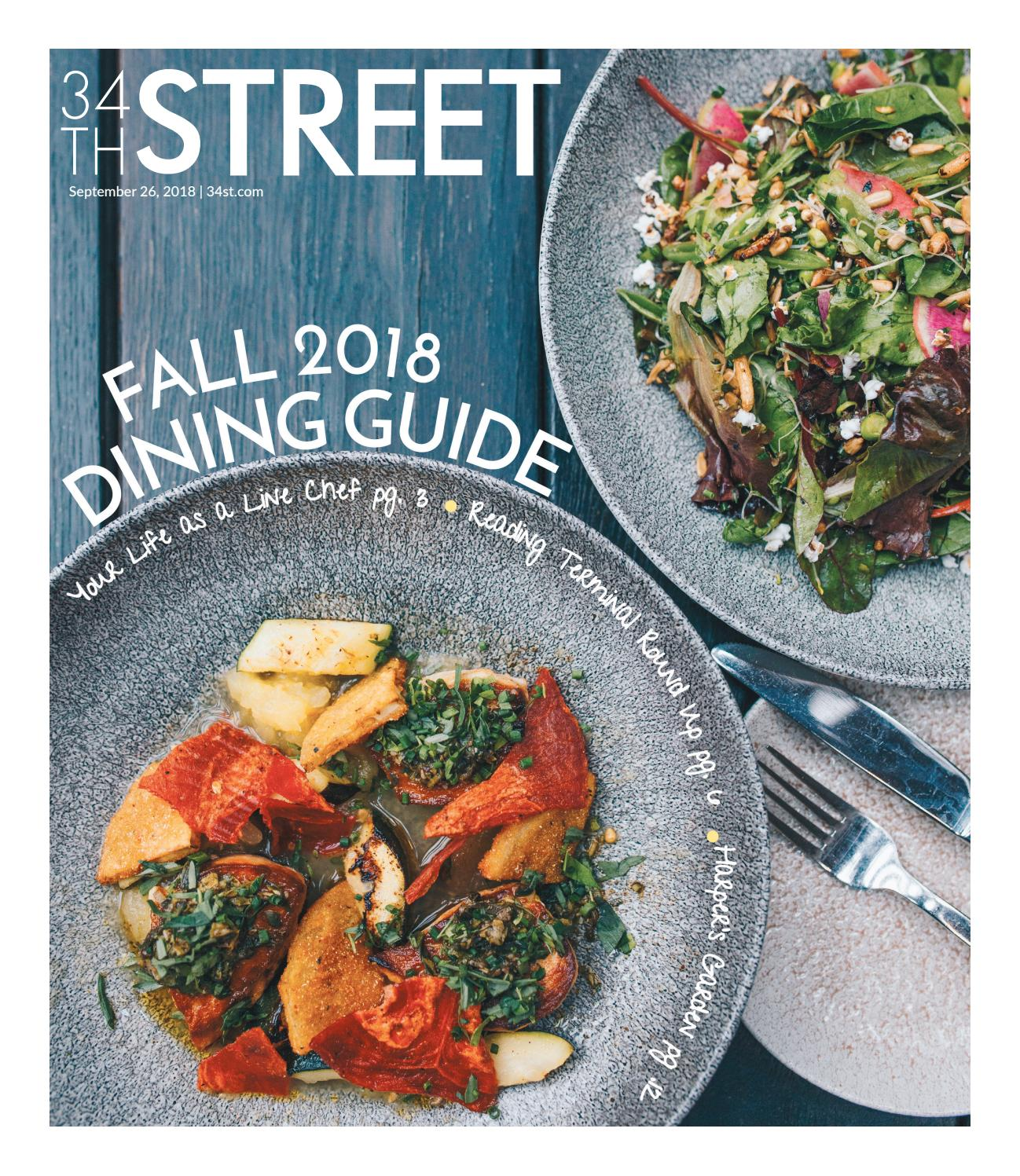 Dining Guide 9.26.18 by 34th Street Magazine - issuu