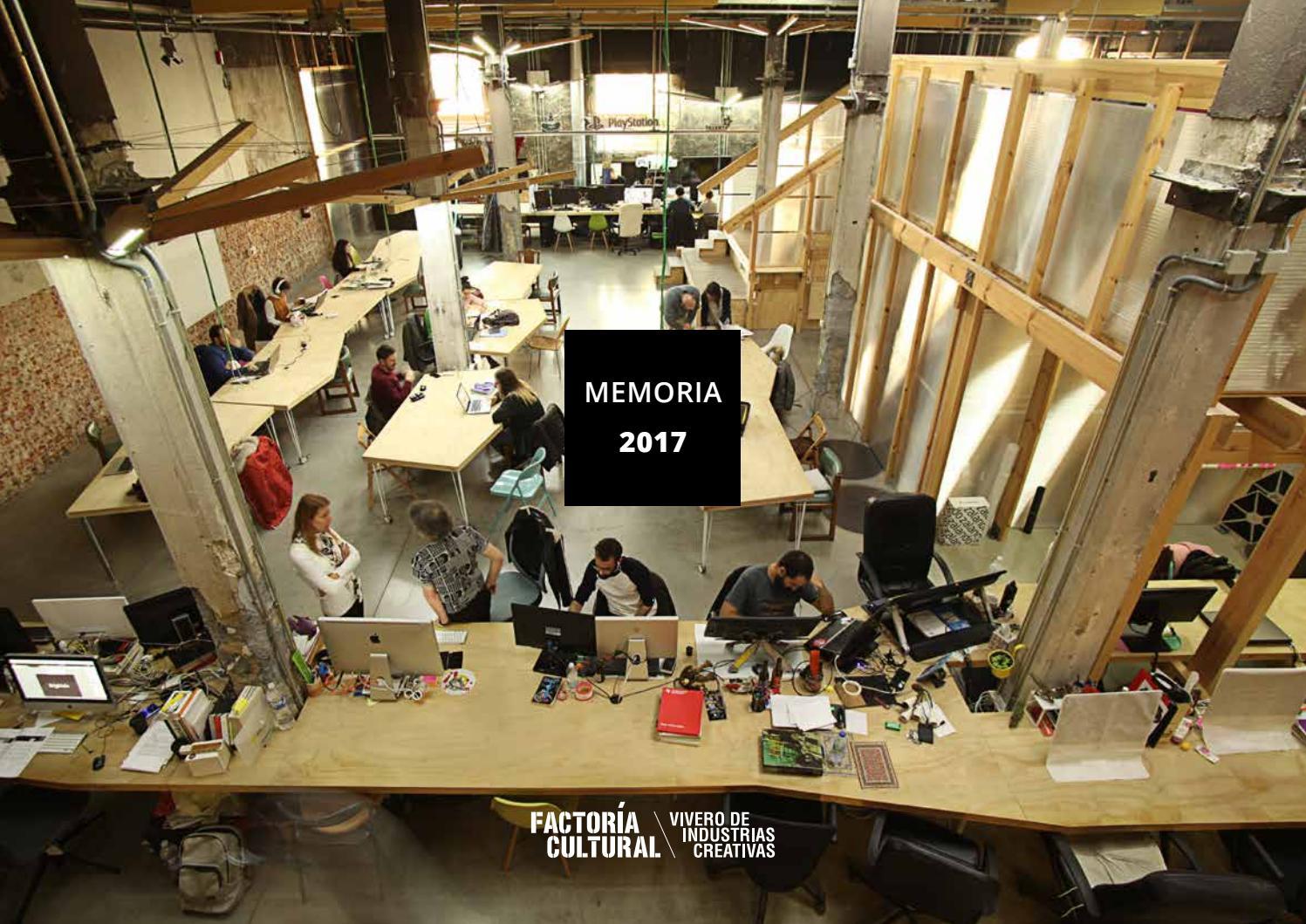 2017 Factoría Cultural 2017 Factoría 2017 Factoría Cultural Memoria Cultural Memoria Memoria n0mNOv8w