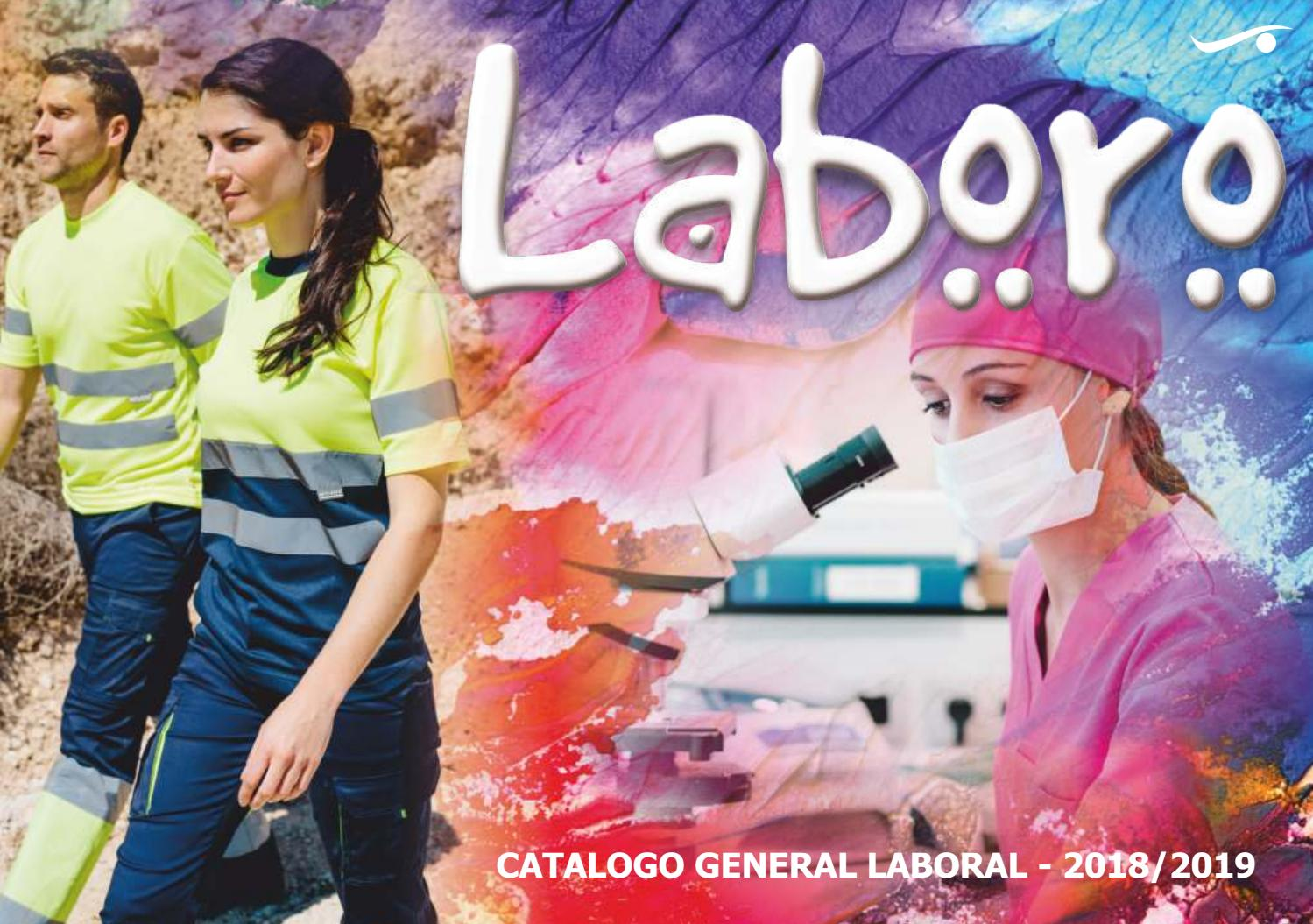 e893417eb Laboro - Ropa Laboral by rotulogic - issuu