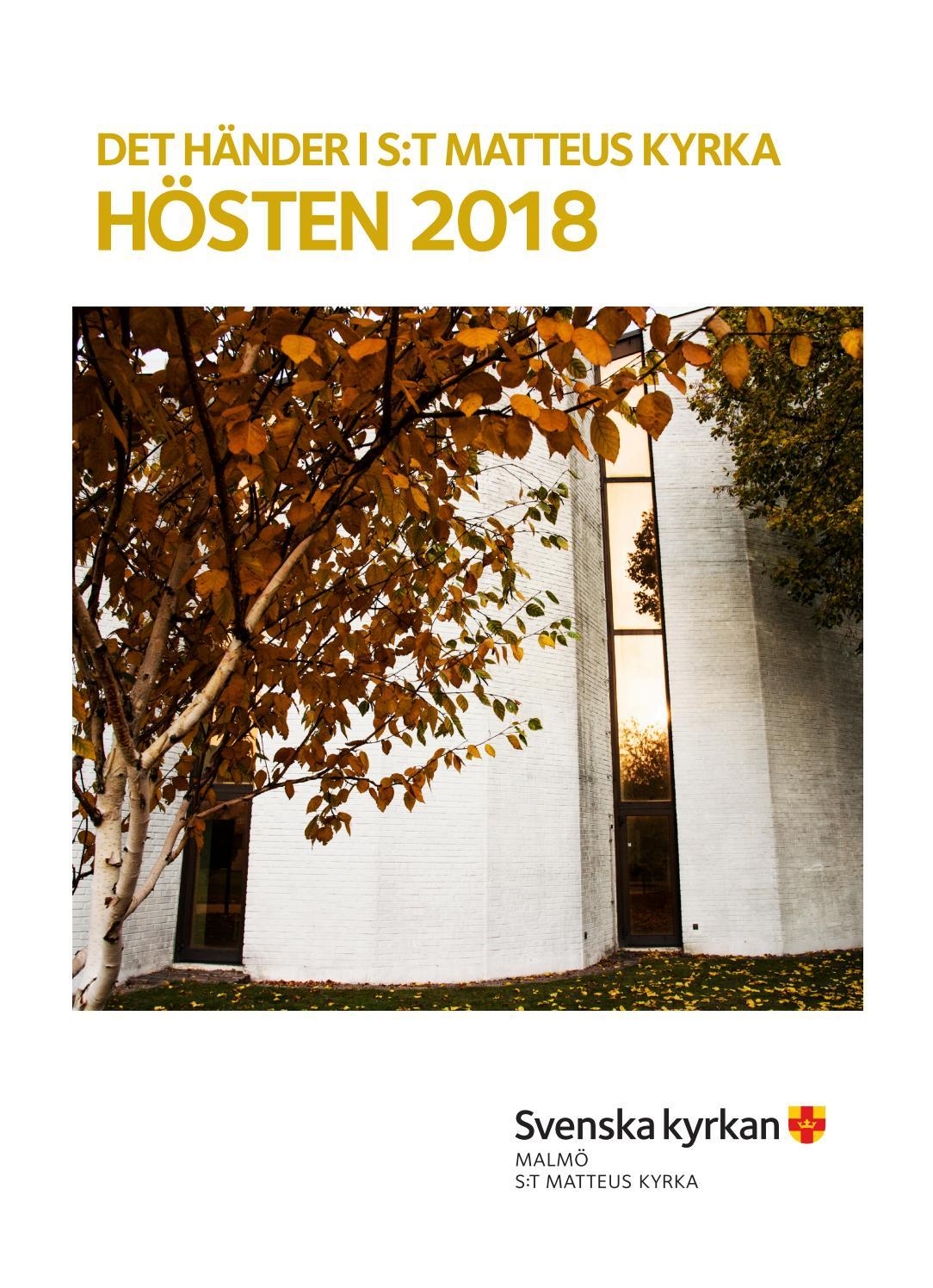 Vigsel - S:t Matteus frsamling - Svenska kyrkan