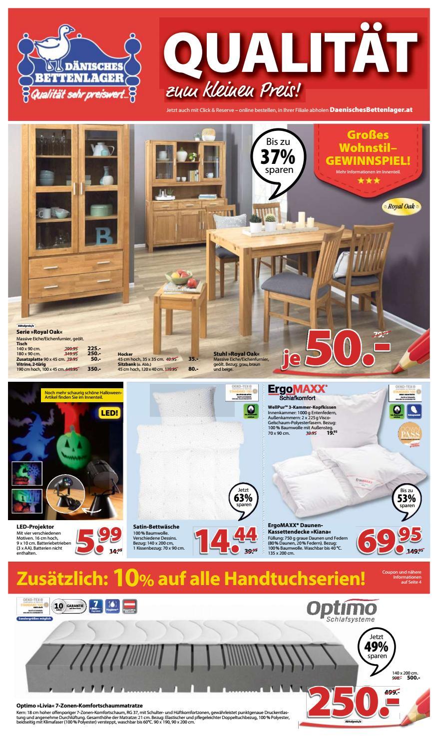 daenisches bettenlager kw41 by russmedia digital gmbh issuu. Black Bedroom Furniture Sets. Home Design Ideas