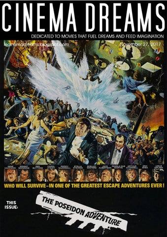 Dreams Are What Le Cinema Is For The Poseidon Adventure