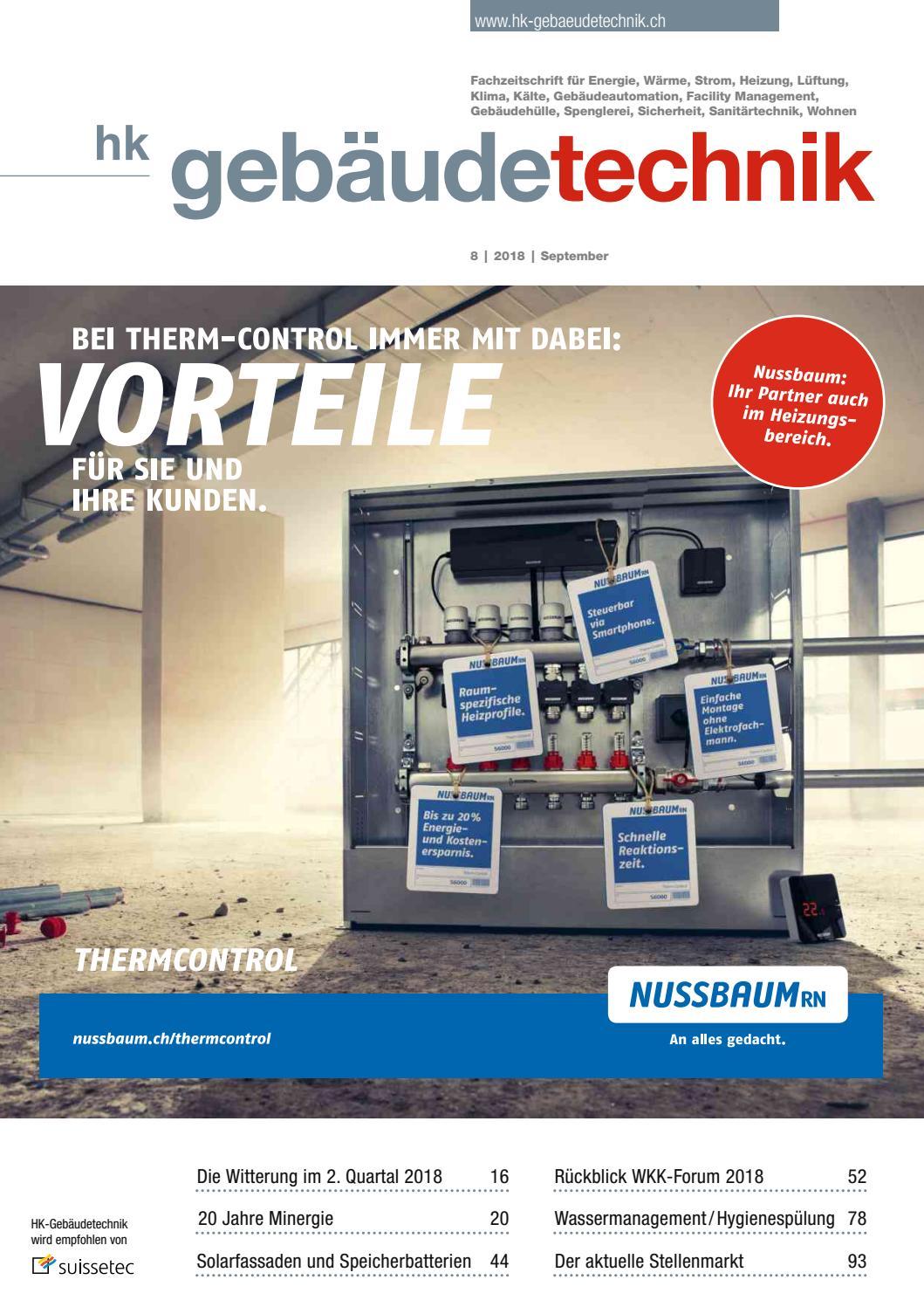 Hk Gt92018 By Az Fachverlage Ag Issuu