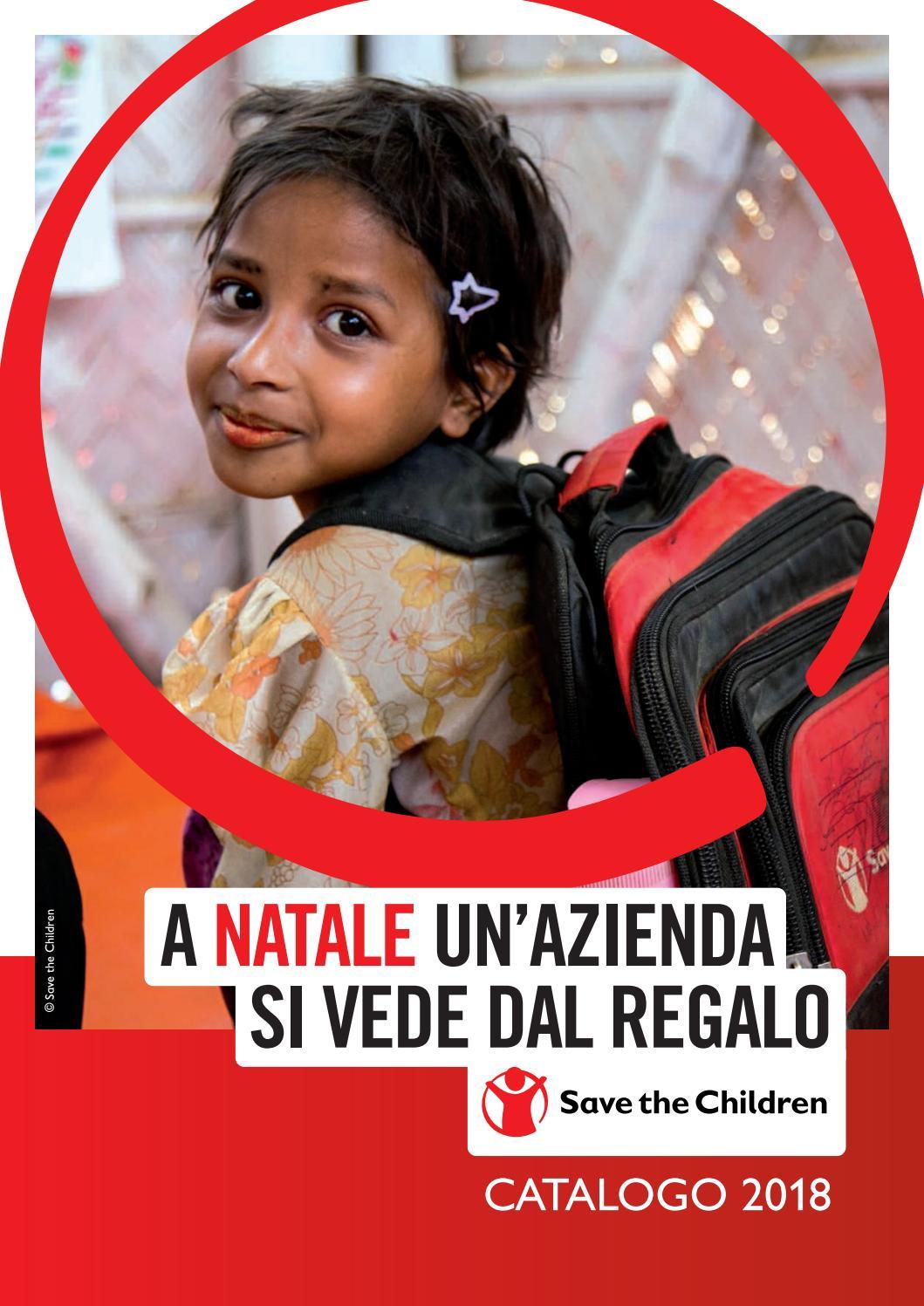Save The Children Regali Di Natale.Catalogo Natale 2018 By Save The Children Italia Issuu