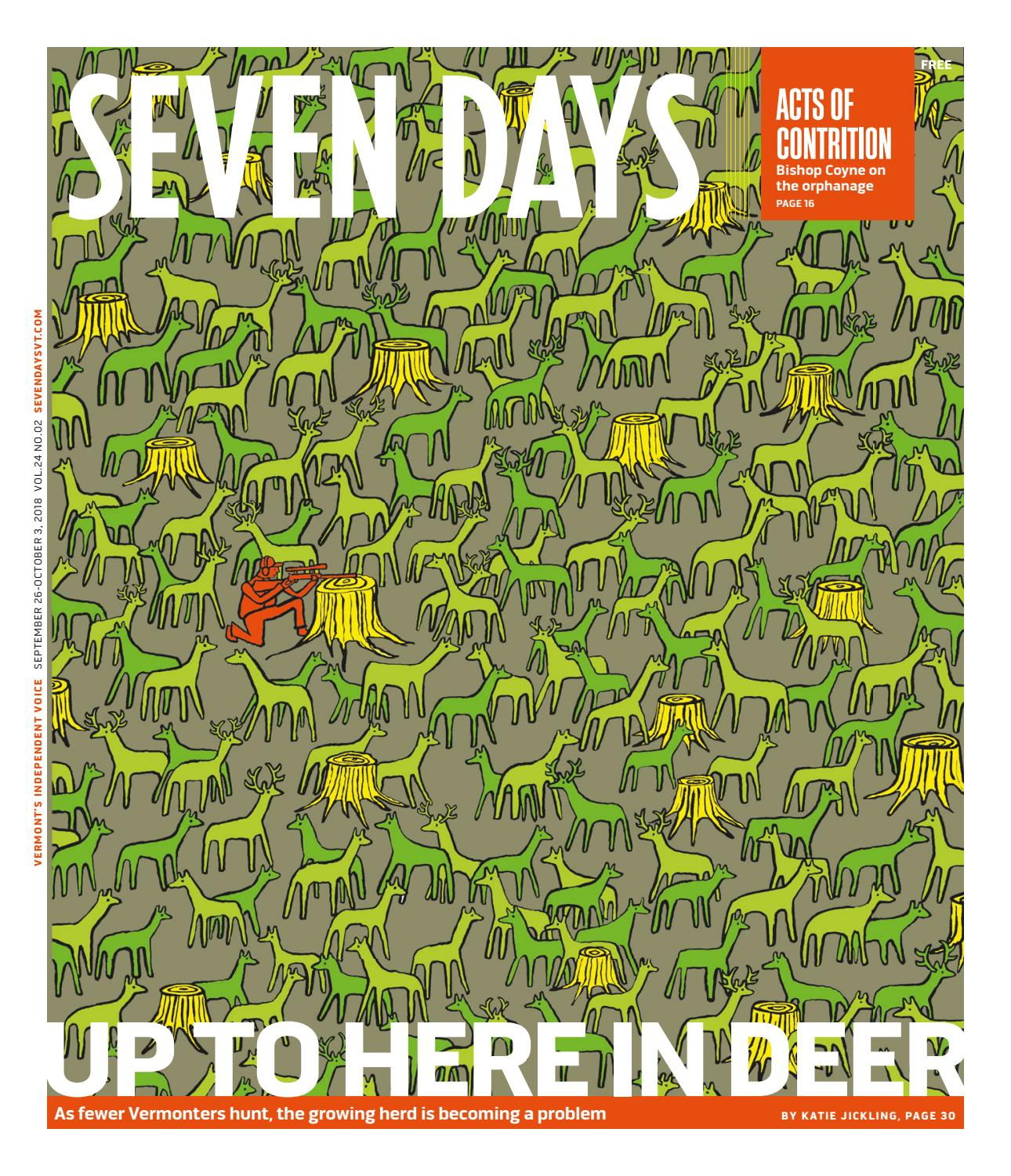 Seven Days September 26 2018 by Seven Days issuu