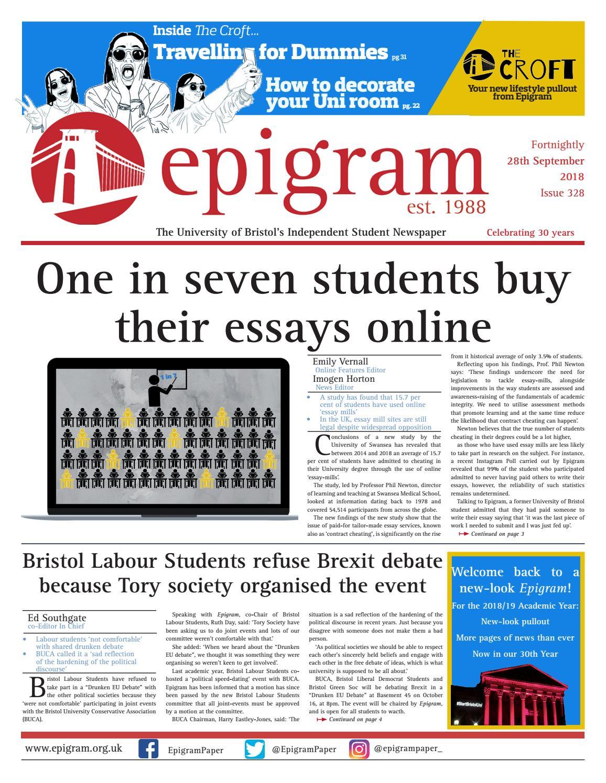 EPIGRAM 328
