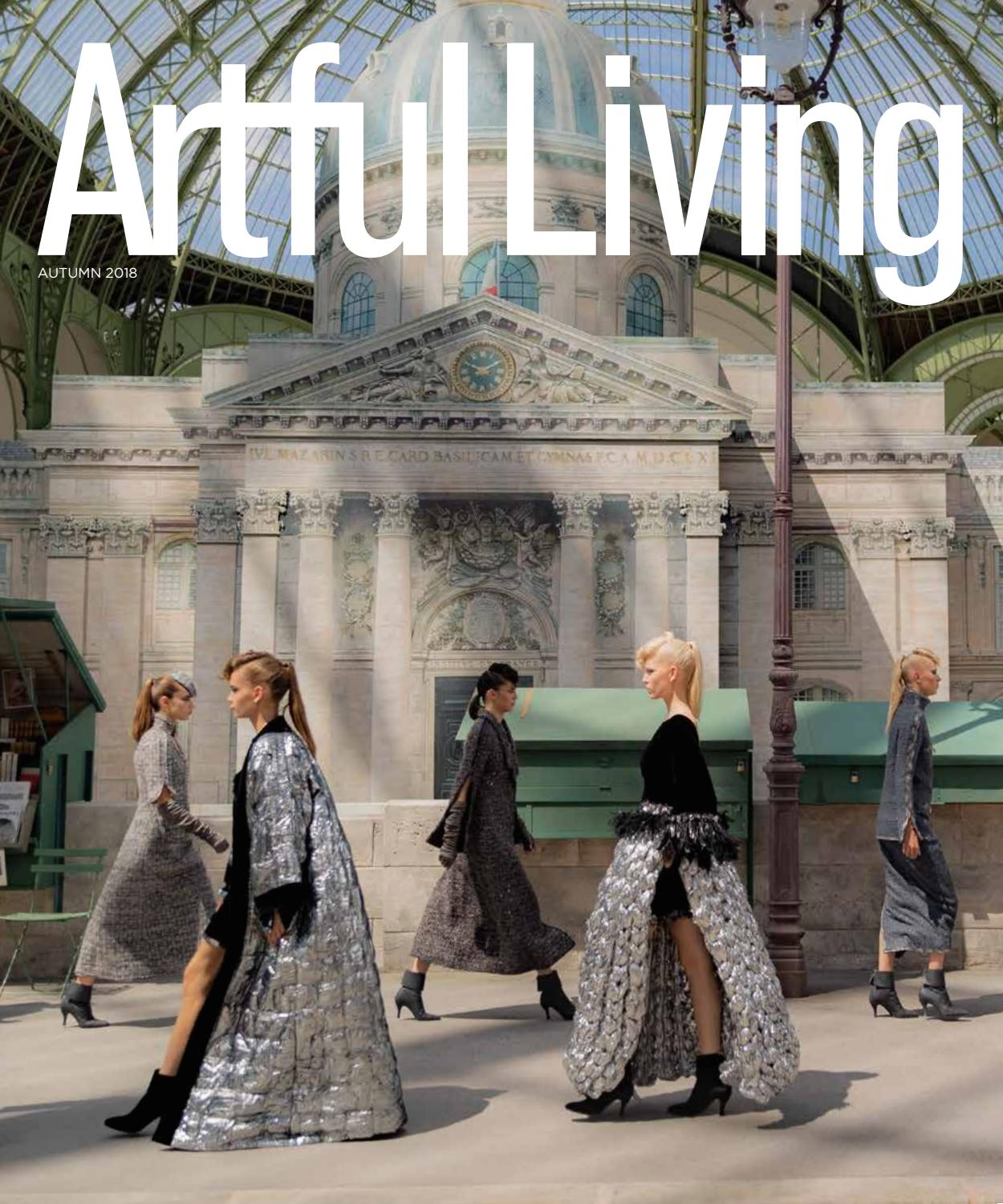 Artful Living Magazine Autumn 2018 By Issuu Case Xiaomi Redmi Note 4 Robot Rudge With Stand Series Black Free Tempered Glass