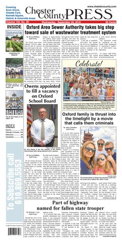 Chester County Press 09-26-2018 Edition by Ad Pro Inc  - issuu