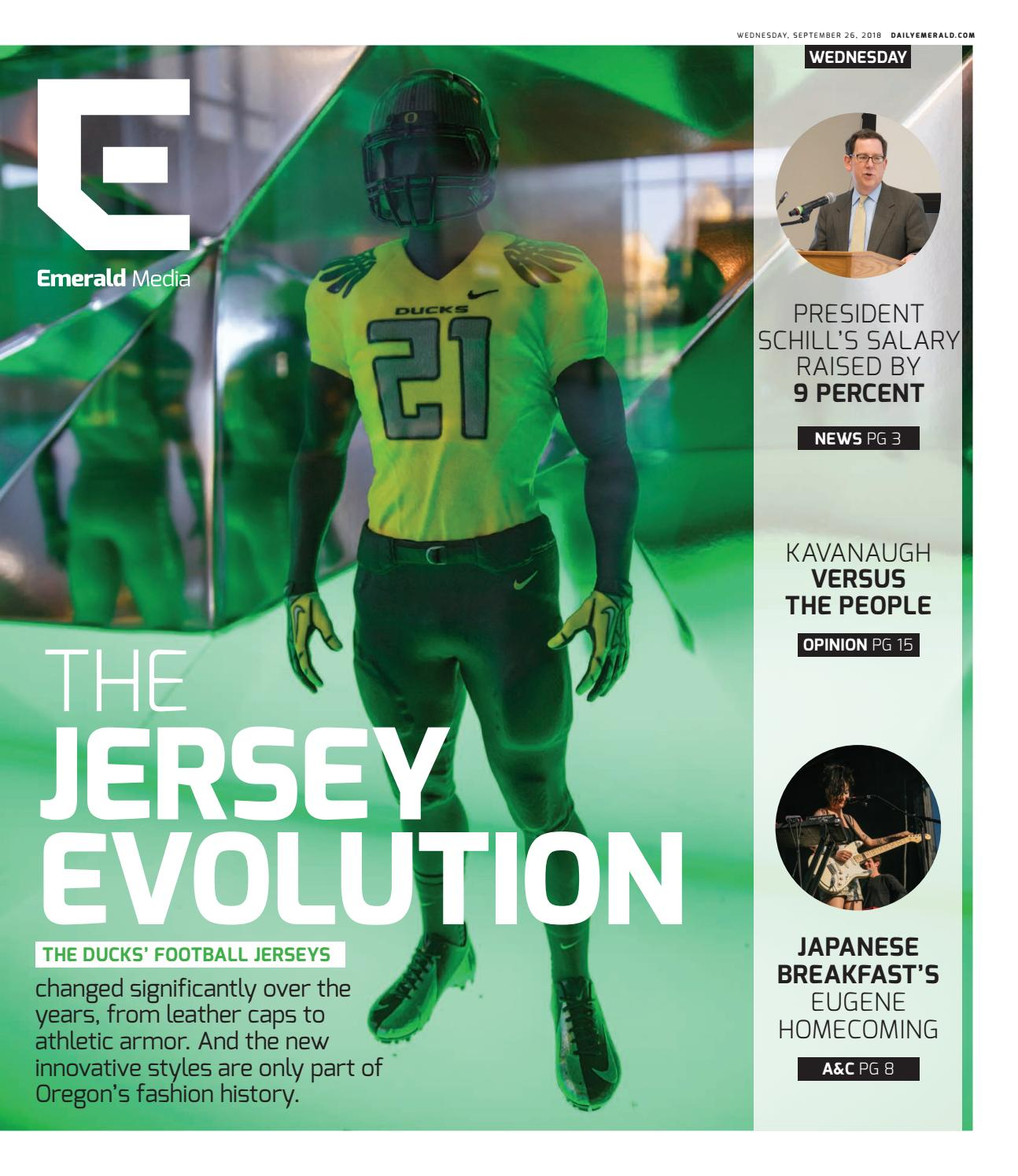 low priced 73977 c93c9 09 26 18 Emerald Media - Wednesday Edition (Week of Welcome) by Emerald  Media Group - issuu