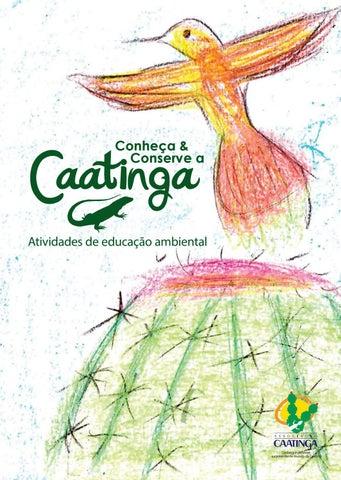 b5860361f3147 Livro do Educador - 2ªED by Associação Caatinga - issuu
