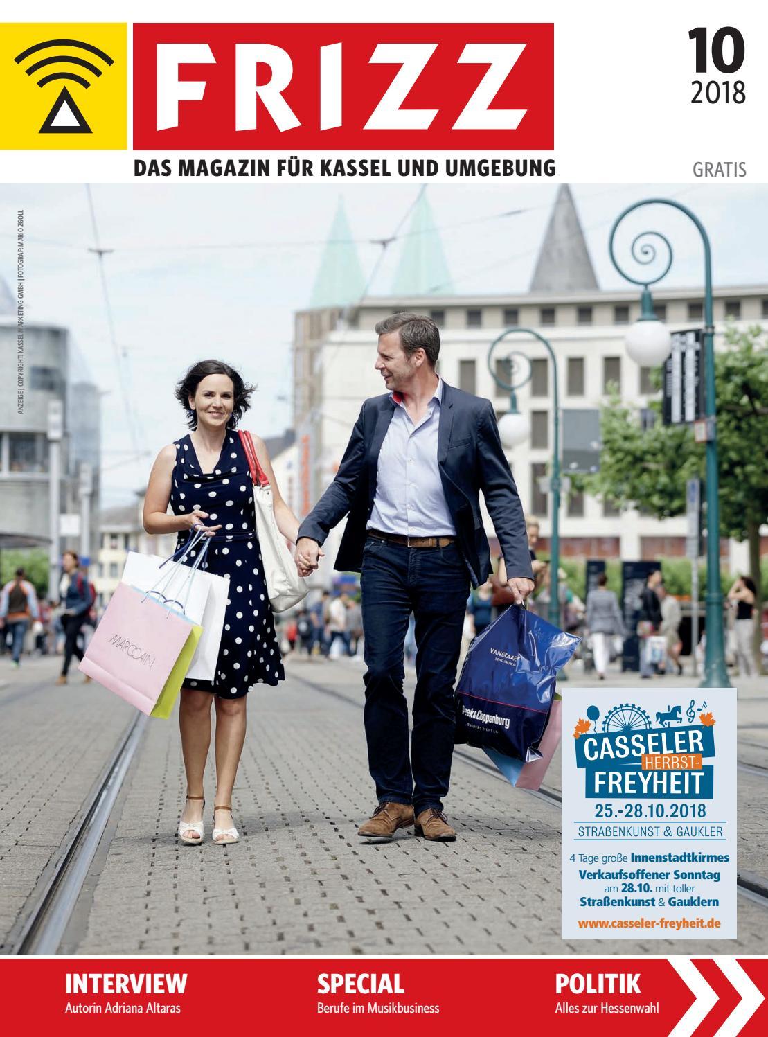 FRIZZ Das Magazin Kassel Oktober 2018 by frizz kassel - issuu