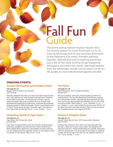 Page 10 of Fall Fun Guide