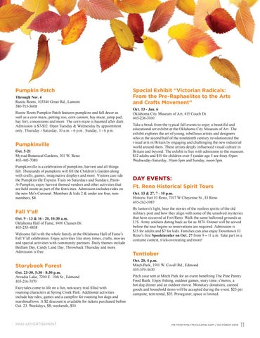 Page 11 of Fall Fun Guide