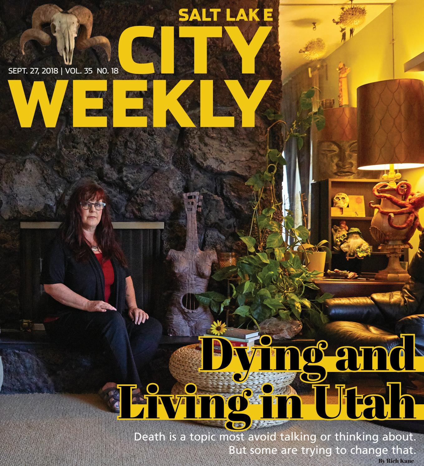 City Weekly September 27 2018 By Copperfield Publishing Issuu Circuit Board Wall Clock From Computer Parts Steampunk Geek Techi
