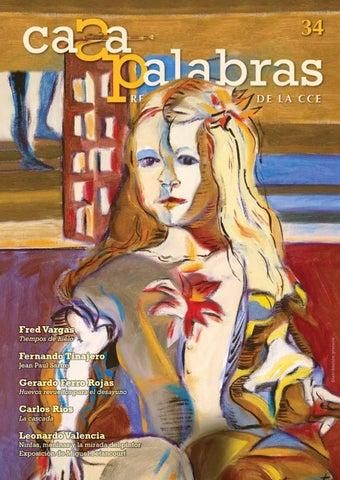 85bd5e821 Revista Casapalabras N 34 by Revistas de la Casa de la Cultura ...