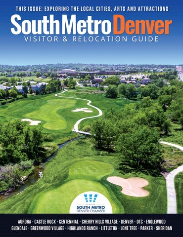 ae7ee76d250 South Metro Denver Visitor   Relocation Guide - 2018 2019 by WEB ...