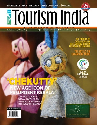 Tourism India September 2018 By Tourism India Issuu