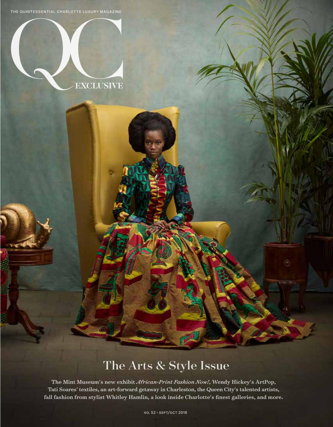 5a6fd0132a7 QC Exclusive No. 52 - 2018 - Issue 7 - The Arts and Culture Issue by QC  Exclusive Magazine - issuu