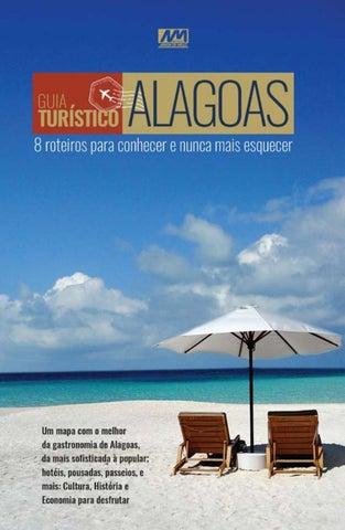3a6056442e Guia Turístico de Alagoas - 8 roteiros para conhecer e nunca mais ...