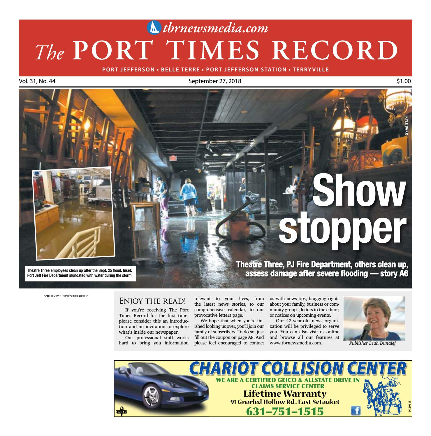 The Port Times Record - September 27, ...