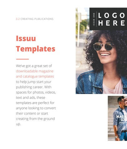 Page 18 of Issuu Templates
