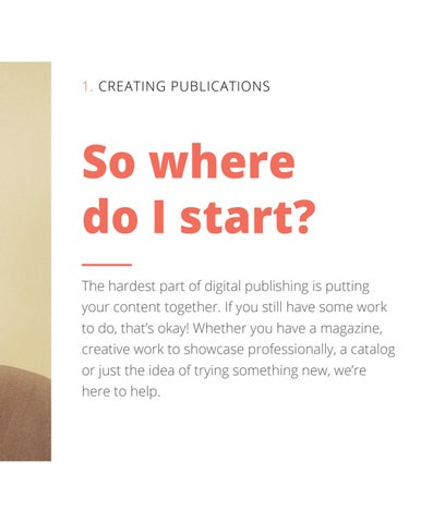 Page 5 of Creating Publications