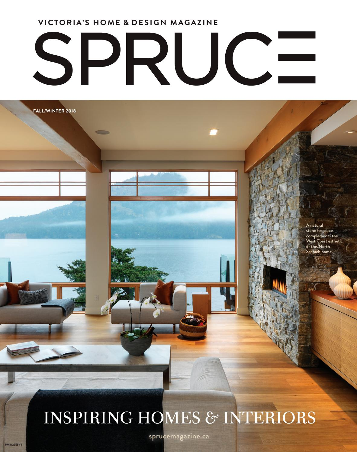 31d105ab64 Spruce magazine by Page One Publishing - issuu