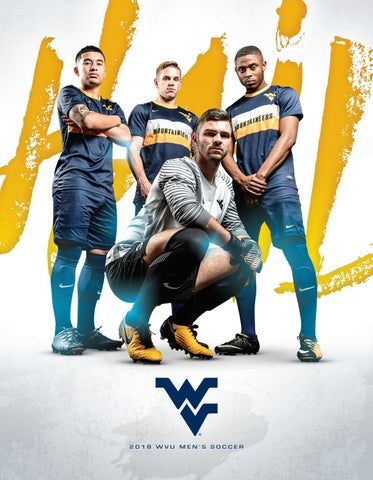 2018 WVU Men s Soccer Guide by Joe Swan - issuu 20f158c7a