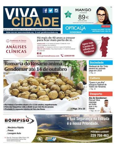 Edição de setembro de 2018 by Jornal Vivacidade - issuu 2407a16cec