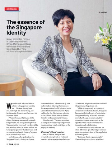 Page 12 of The essence of the Singapore Identity
