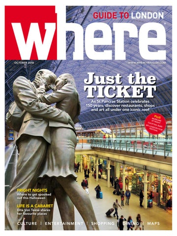 deeb20016b60a2 Where Magazine London Oct 2018 by Morris Media Network - issuu