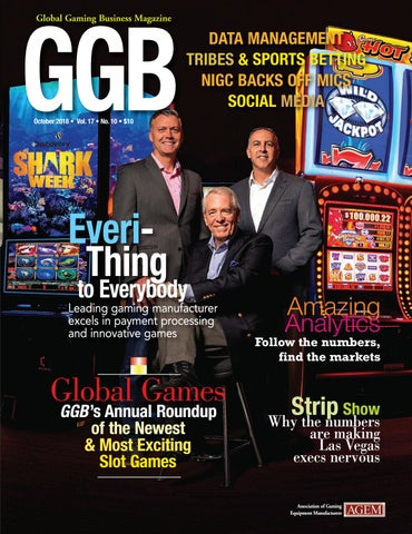 Global Gaming Business October 2018 By Global Gaming Business Issuu