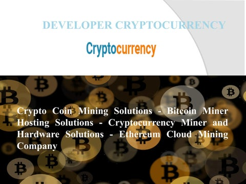 cryptocurrency cloud mining company