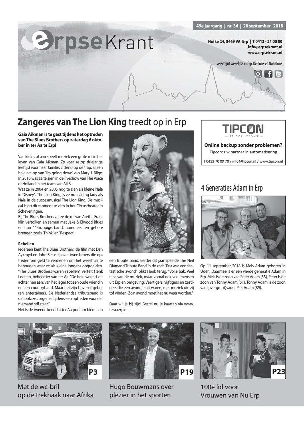02e325f186a76d Erpse Krant 2018 - editie 34 by Erpse Krant - issuu