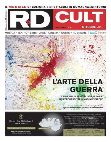 54c8efe9a531a RD CULT ottobre 2018 by Reclam Edizioni e Comunicazione - issuu