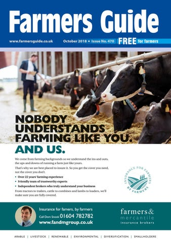 Farmers Guide October 2018 by Farmers Guide - issuu