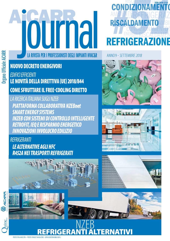 e1147b70e1b1 AiCARR Journal  51 - NZEB e Refrigeranti alternativi by Quine Business  Publisher - issuu