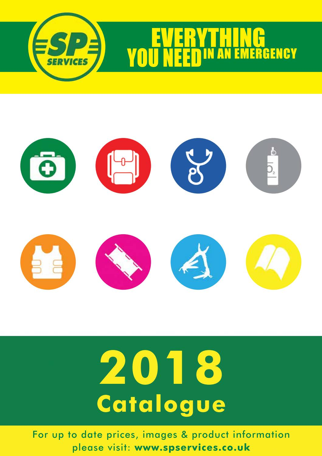 SP Services Catalogue 2018 by SP Services - issuu 150e5e64e651a