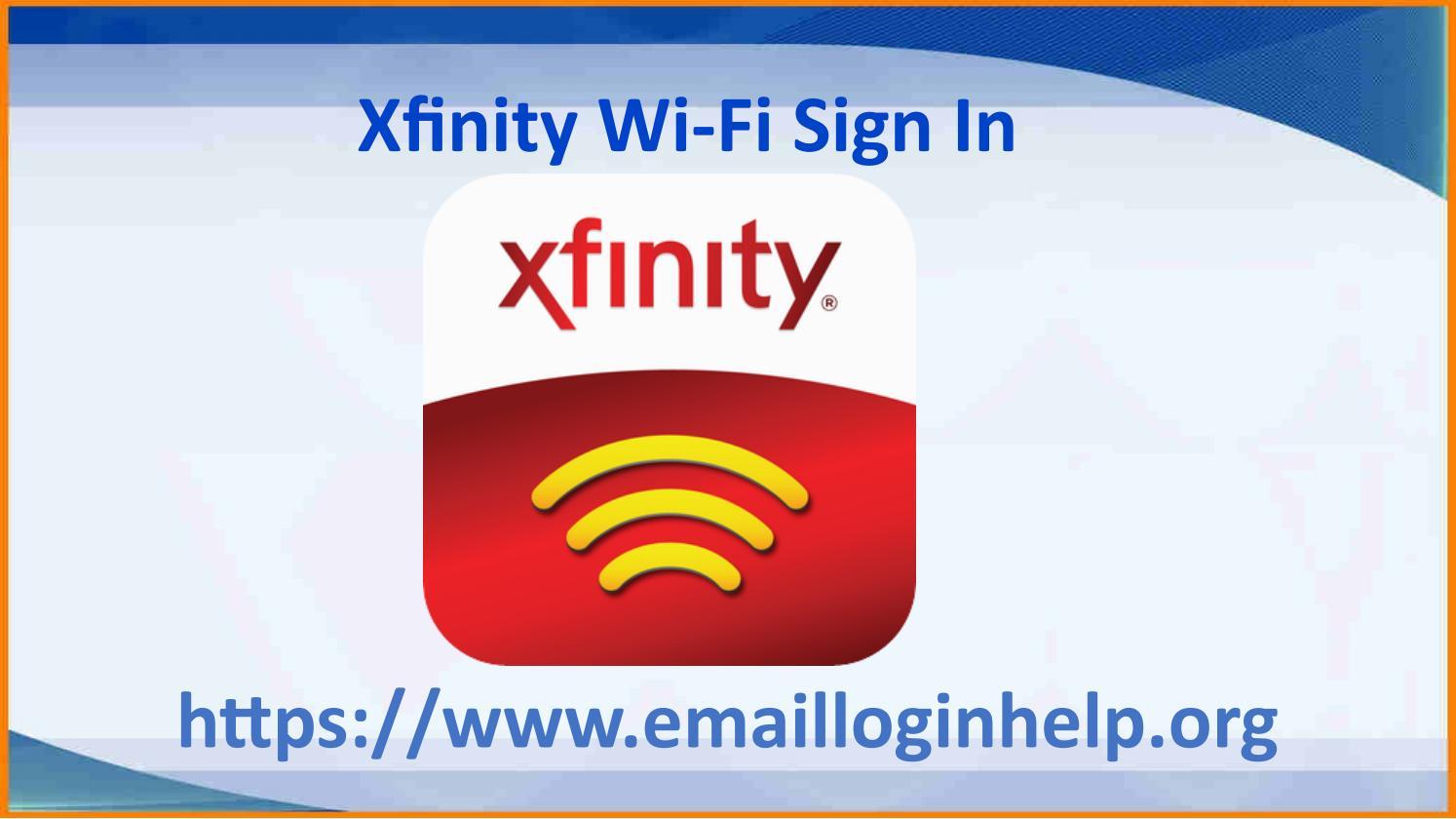 Xfinity Wifi Sign In >> Xfinity Wifi Sign In By Techsupport Issuu