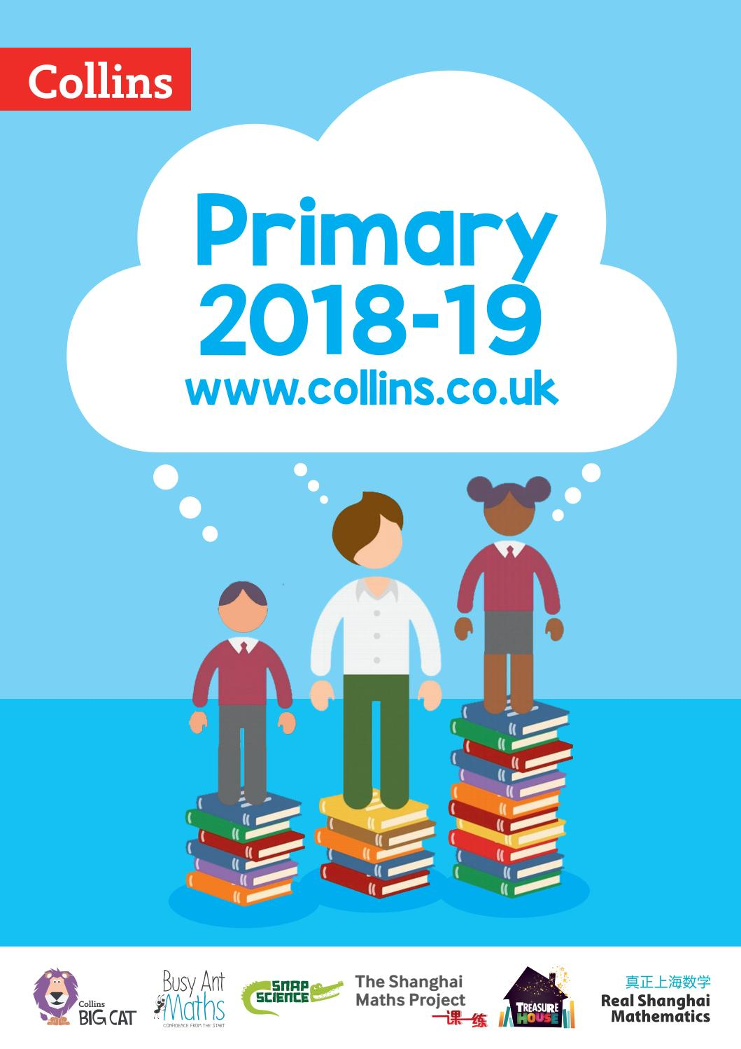 Collins Primary Catalogue 2018-2019 by Collins - issuu