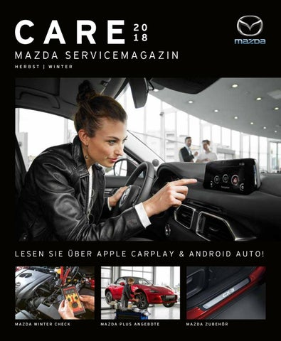 Mazda Care - Herbst/Winter 2018