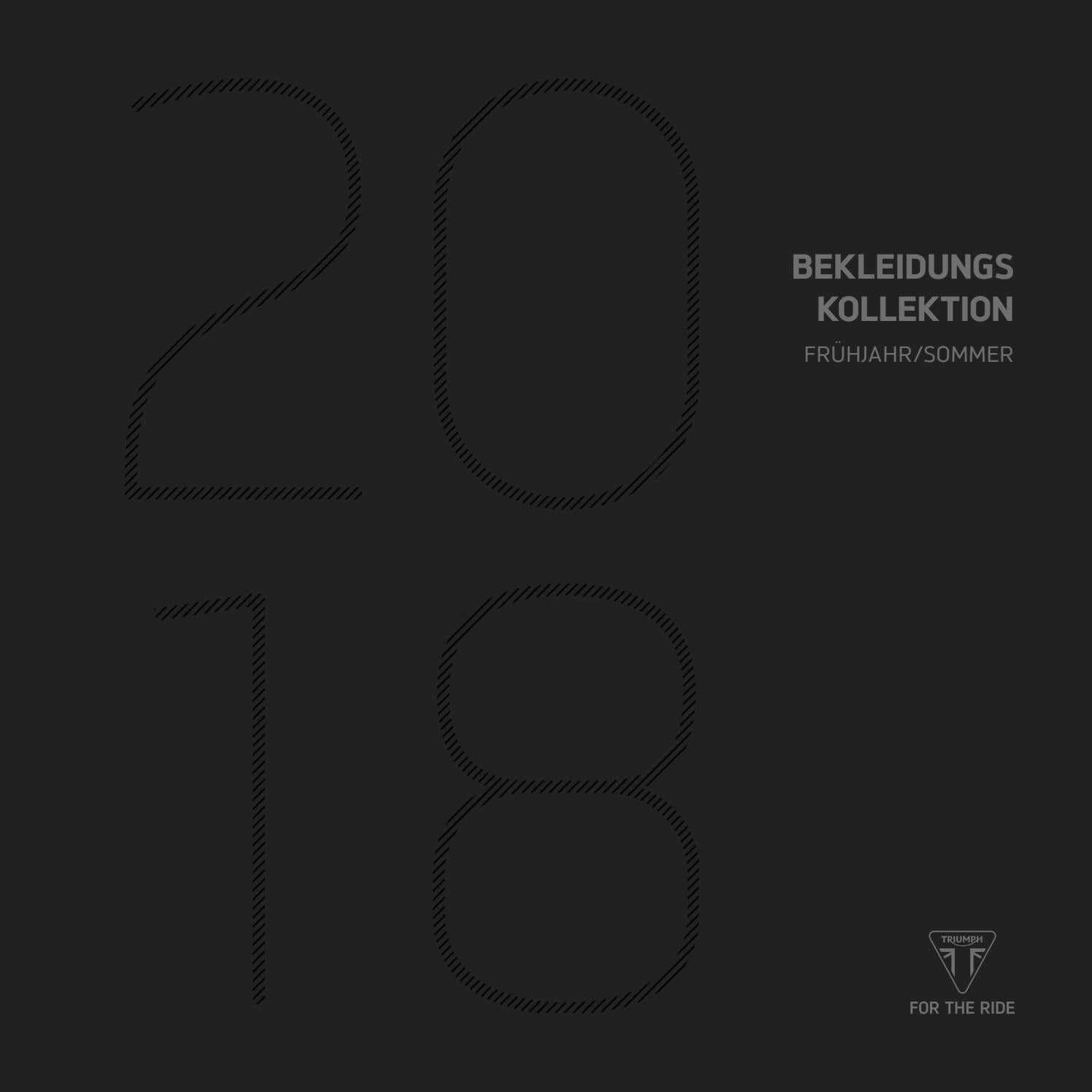 Triumph 1000ps Bekleidung Issuu By Gmbh Internet 2018 txrCdshQ