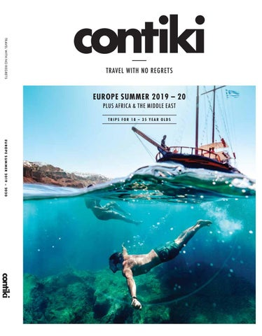 722e83be9 Contiki Holidays Europe Summer eBrochure 2019 20 (GBP) by BS T - issuu