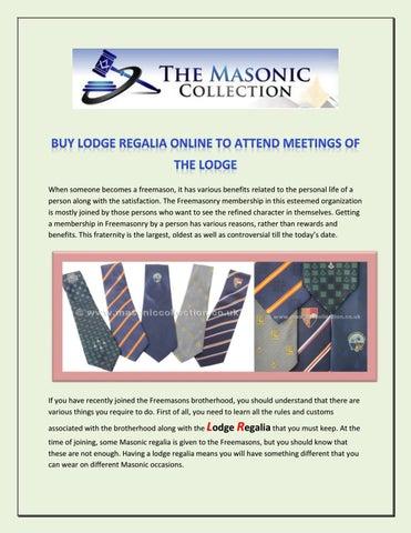 Freemasonry Today - Summer 2012 by UGLE - issuu