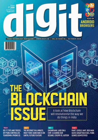 Digit October 2018 by 9 9 Media - issuu