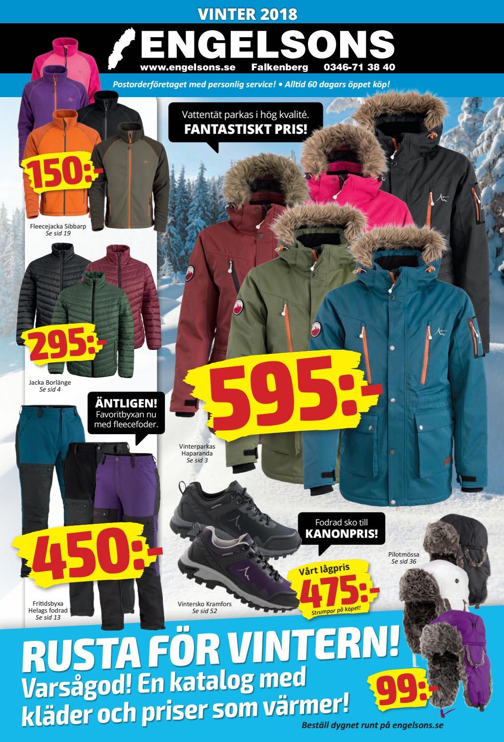 Engelsons vinterkatalog 2018 by Engelsons Postorder AB - issuu a1872a482784b